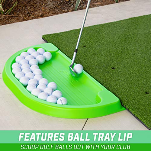 Golf Ball Tray for Golf Training Mat - Golf Ball Trays