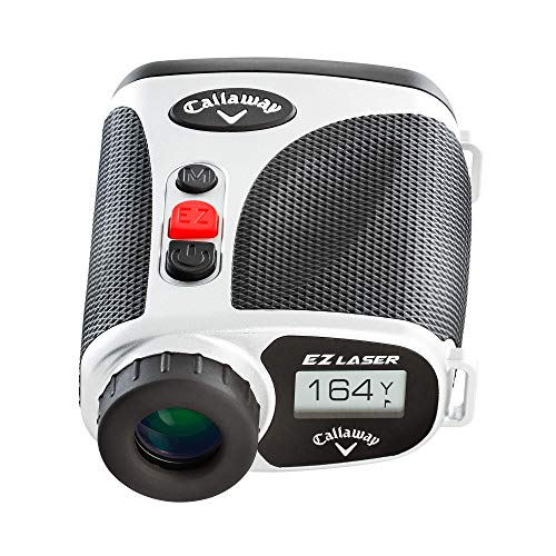 Callaway EZ Laser Rangefinder - Super Sharp Premium Features