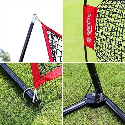 10x7ft Golf Net with Tri Turf Hitting Mat, Balls & Tees ($299 Bundle) - The Golfing Eagles