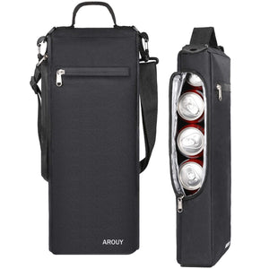 Golf Cooler Bag - 6 Pack Golf Cooling Bag - Fathers Day Gift