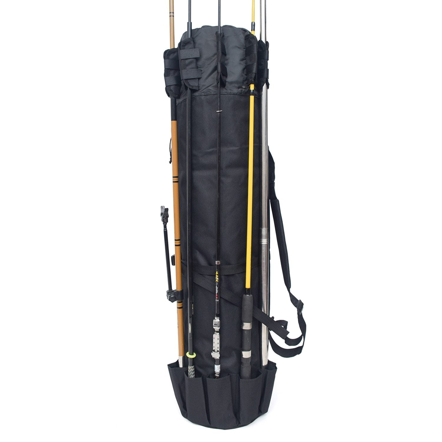 2020 Waterproof Fishing Rod & Tackle Storage Bag