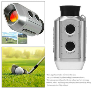 Golf Rangefinder Digital 7x Laser Distance of 1000 Yards - The Golfing Eagles