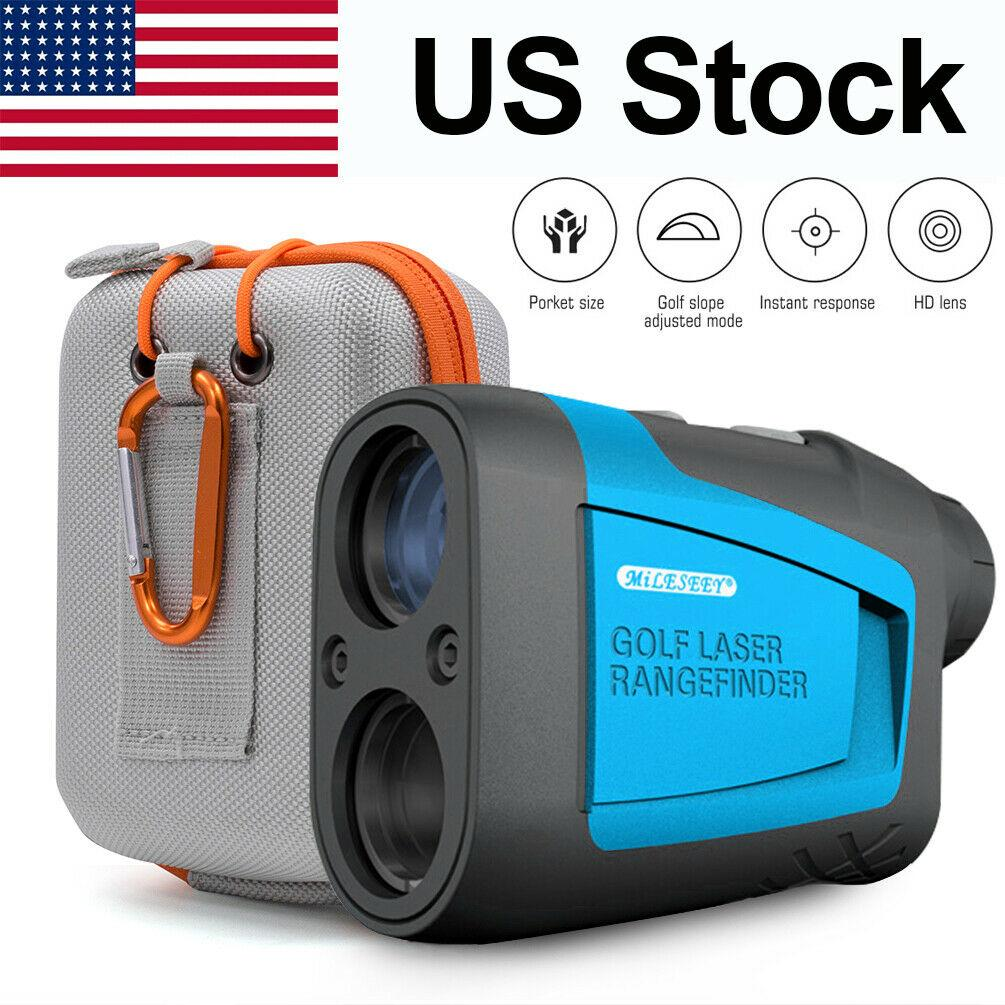 650 Yards Laser Range Finder - Premium Golf Rangefinder - The Golfing Eagles