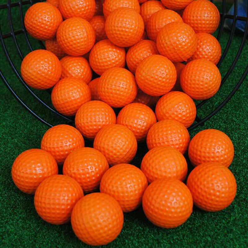 Golf Practice Balls - Choose color & between 12, 24 & 36 - The Golfing Eagles