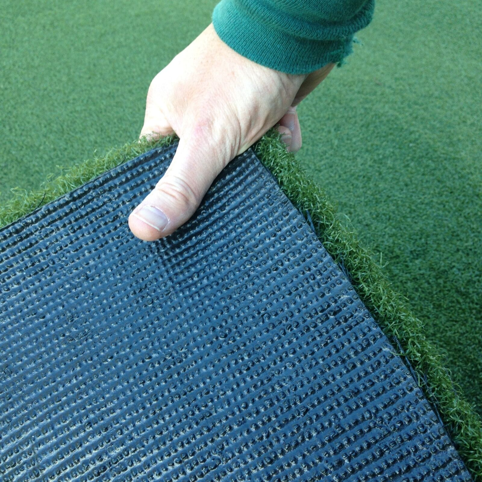 Top Large Golf Mat - 4' x 7' Premium Golf Practice Turf Mat - The Golfing Eagles