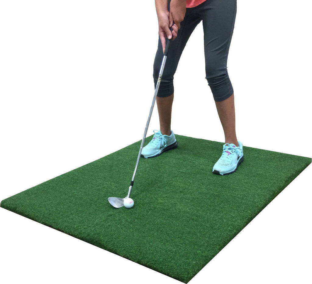 3x5 Feet Big Golf Mat - Backyard Golf Training Mat - The Golfing Eagles
