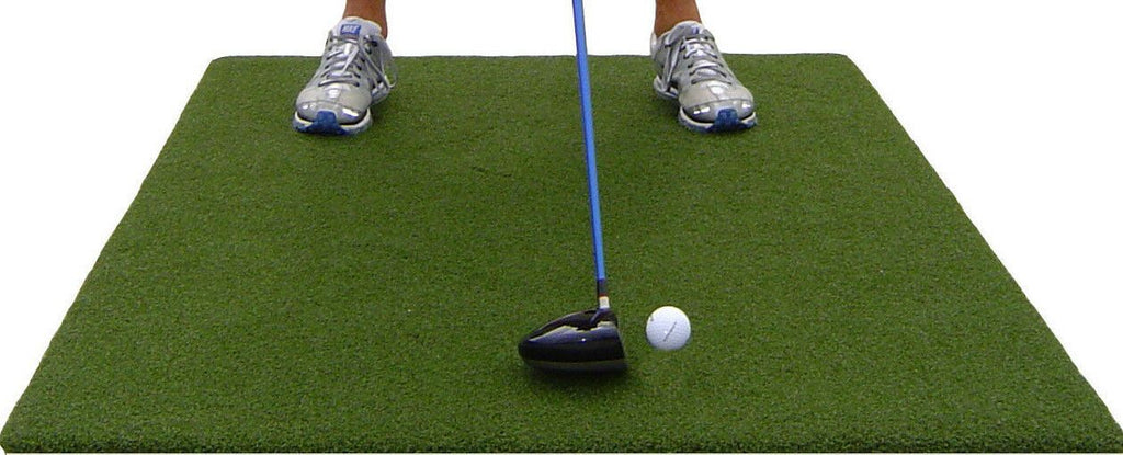 "Large Backyard Golf Mat - 3 Feet by 5 Feet ( 36"" x 60"") 
