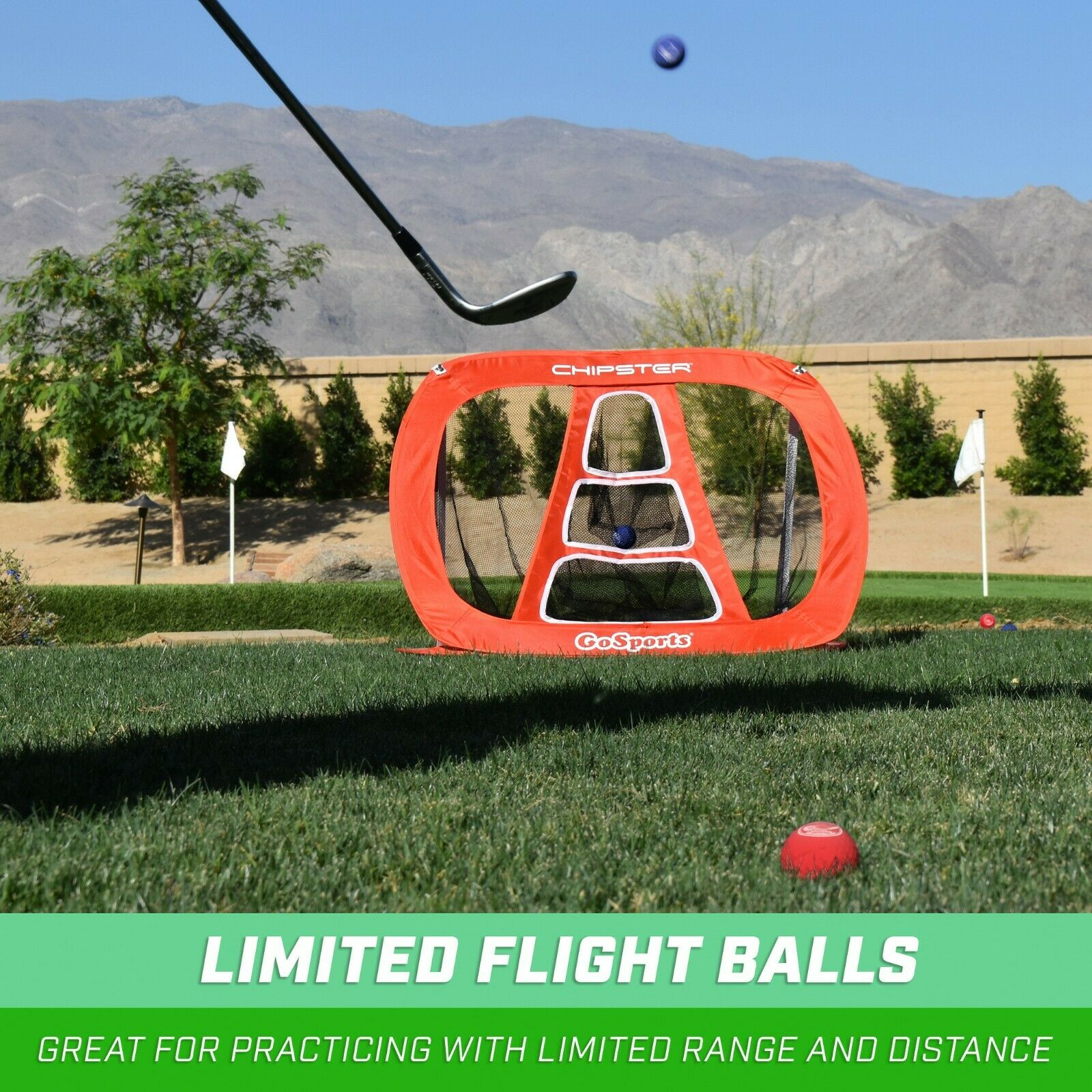 Golf Foam Practice Balls - 16 Pack | Indoor Outdoor Use - The Golfing Eagles