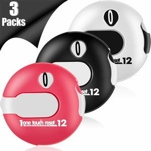 3 Pack Golf Stroke Counter - Golf Scoring Keeper - The Golfing Eagles