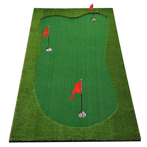 Premium Top Line Golf Putting Green - Indoor Putting Greens - The Golfing Eagles