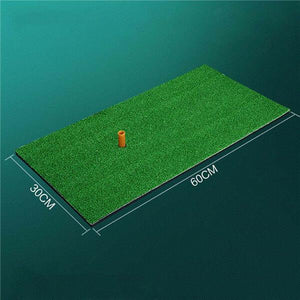 2020 Golf Practice Mats with Rubber Tees