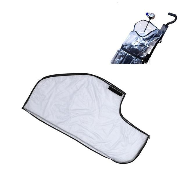 PVC Waterproof Golf Bag Hood Rain Cover Shield Outdoor Golf Pole Bag Cover Durable Dustproof Cover Golf Course Accessories|Golf Training Aids