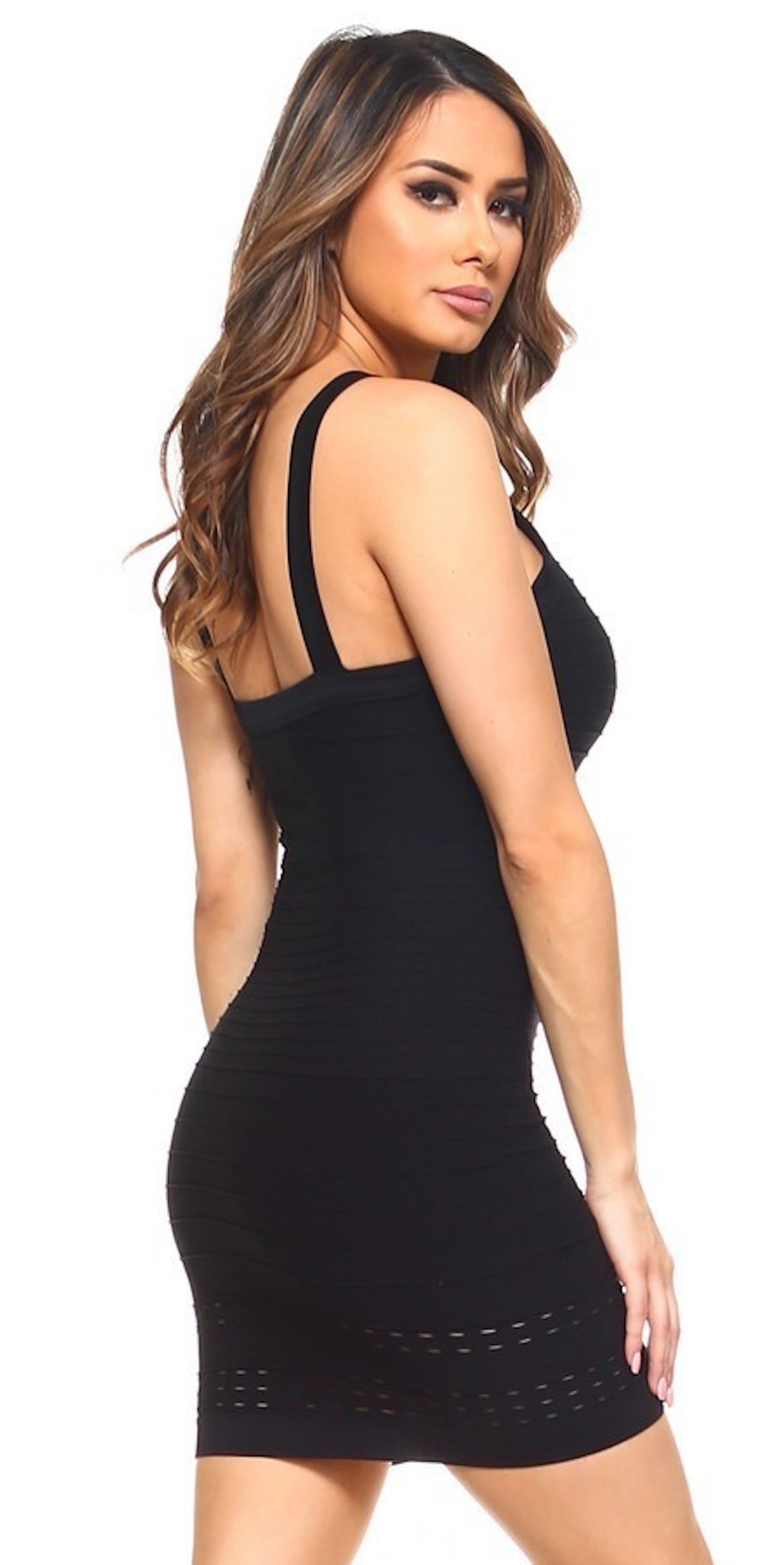 Bodycon Silhouette Dress