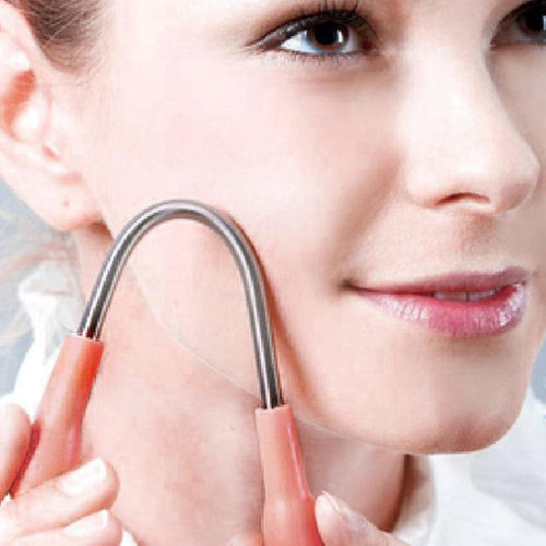 Flexible Facial Hair Remover