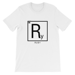ELEMENT: Ruby Short-Sleeve Unisex T-Shirt