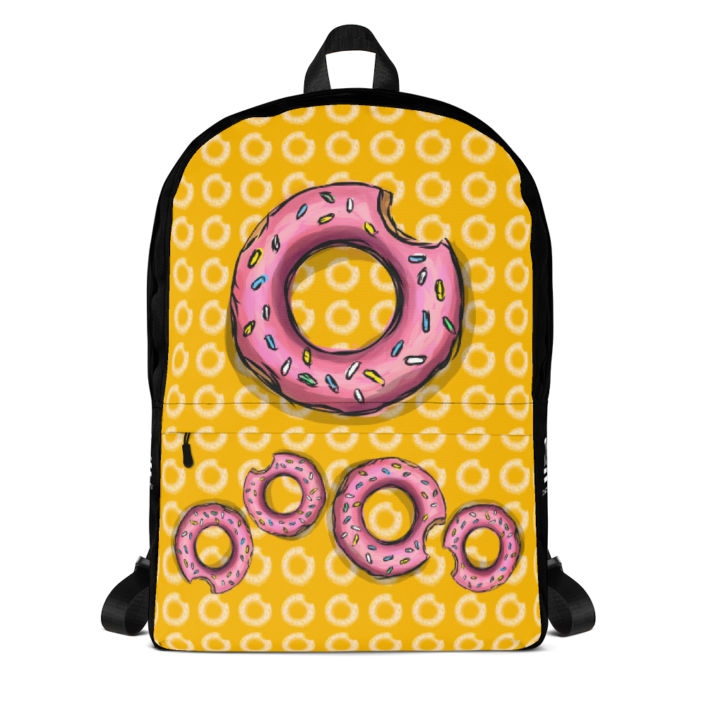 Doughnut Backpack