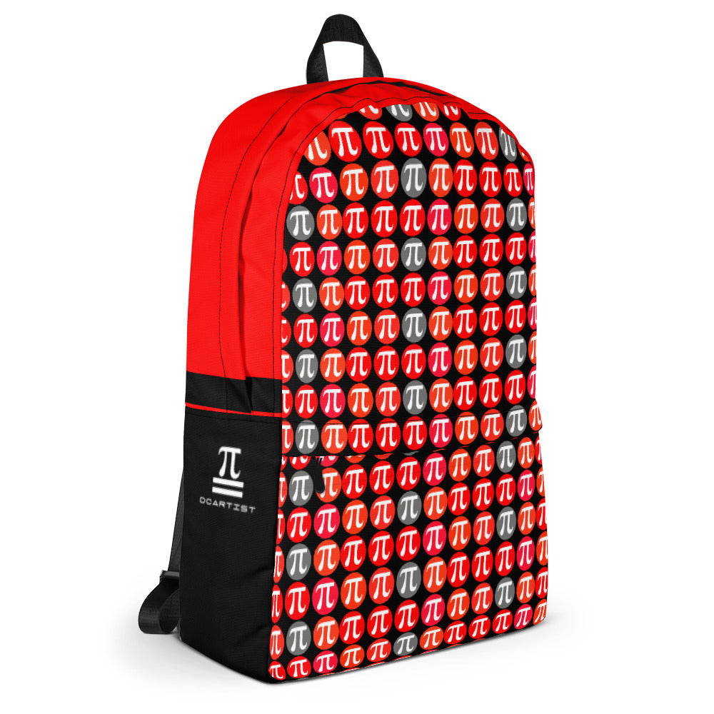 Pi and more Pi Backpack