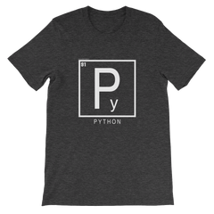 ELEMENT: Python Short-Sleeve Unisex T-Shirt