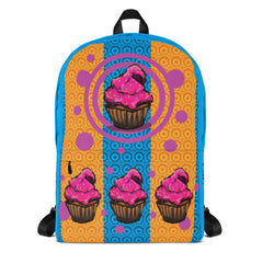 Cupcakes Backpack