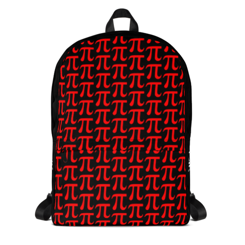 Red Pi Backpack