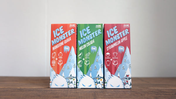 Jam Monster | Ice Monster | Fruit Monster