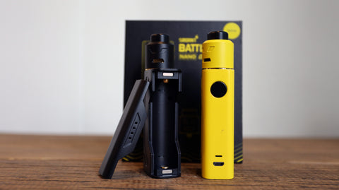 Battlestar Nano Kit by Smoant