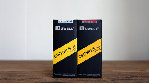 Crown 3 Coils by UWell
