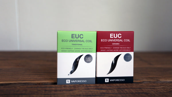 Traditional EUC Coils by Vaporesso
