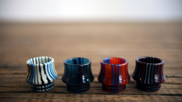 Assorted 810 Drip Tips