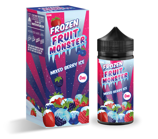 Frozen Fruit Monster