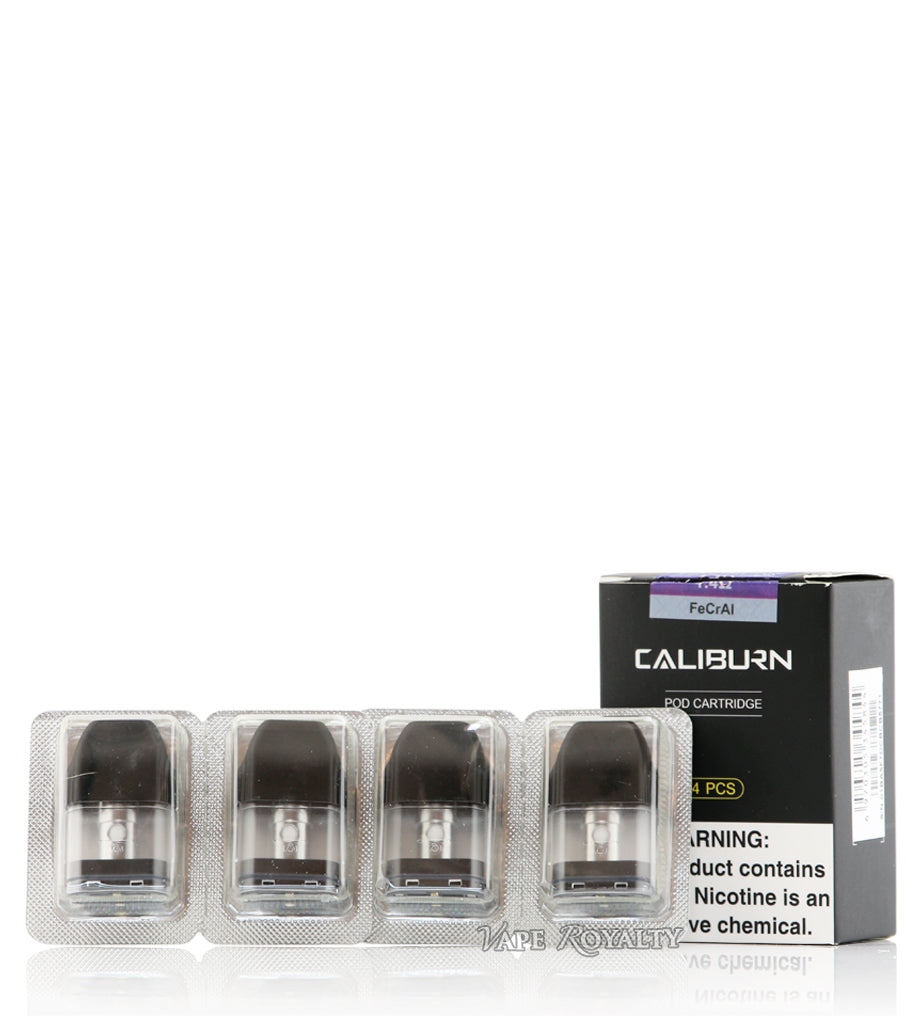 Caliburn Cartridges by UWell