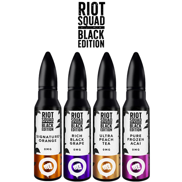 Riot Squad - Punk Grenade - Black Edition - NEW