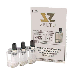 Zeltu X Pod Replacement Cartridge