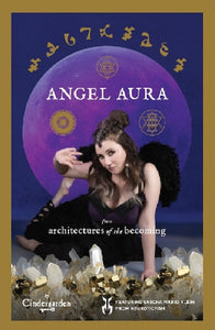Signed Angel Aura Promo Poster Limited Edition 11x17