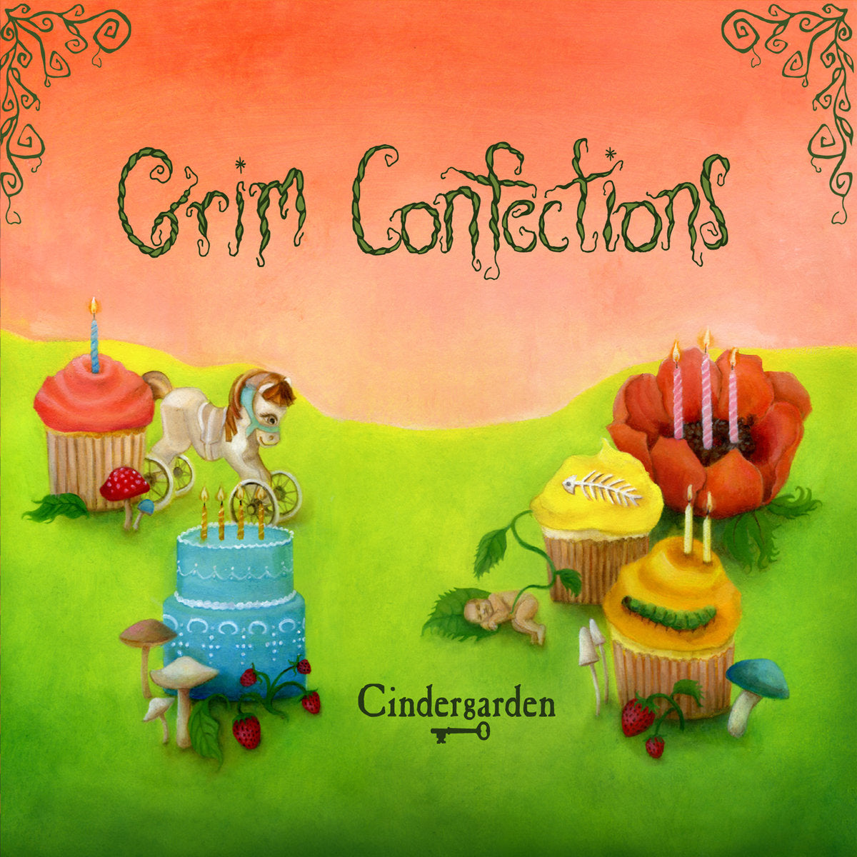 Grim Confections CD
