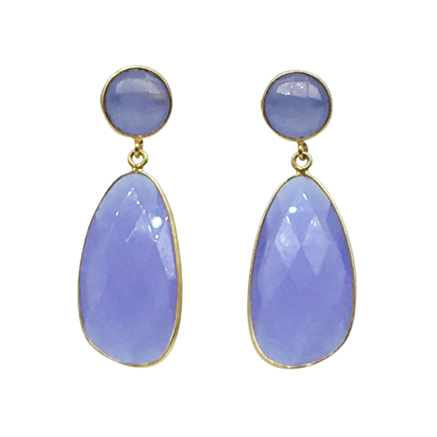 Athena Earring - Lavender