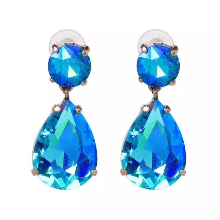 Enja Jewel Earring - Ocean
