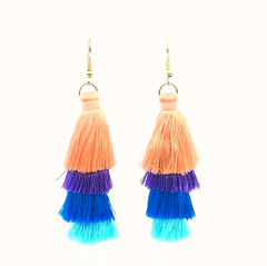 Mila Earring - Pastel Mix