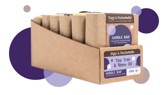 Handle Bar® Natural Soap - Get a handle on acne!
