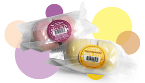 Bath Fizzy 2-pack for $3.99