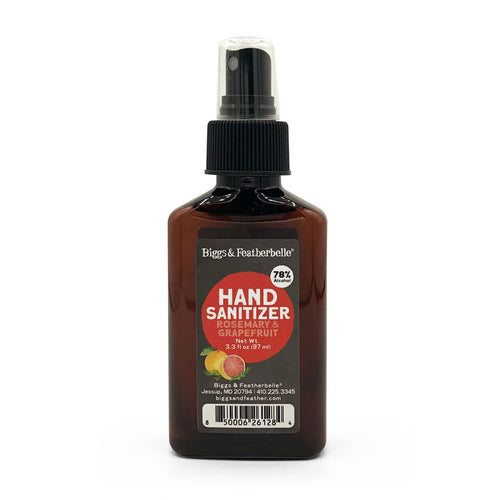 3.3oz Hand Sanitizer from Biggs & Featherbelle®