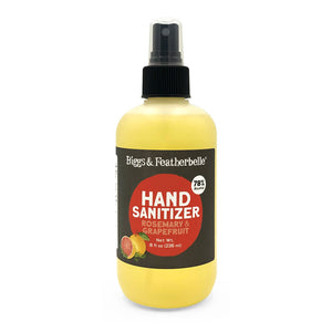 8oz Rosemary & Grapefruit Hand Sanitizer from Biggs & Featherbelle®