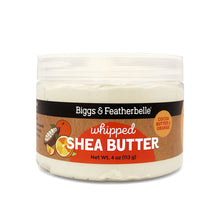 Cocoa Butter & Orange Whipped Shea Butter by Biggs & Featherbelle®