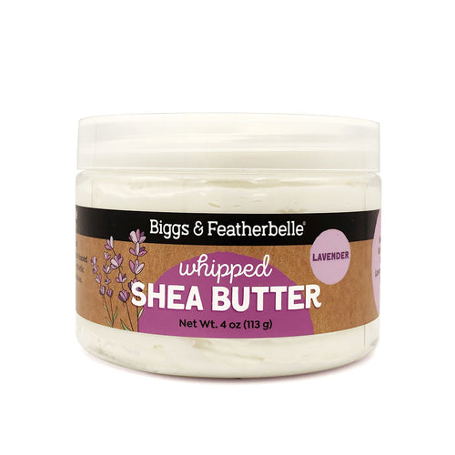 Lavender Whipped Shea Butter by Biggs & Featherbelle®