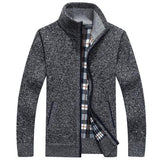 Cardigan Warm men Sweater
