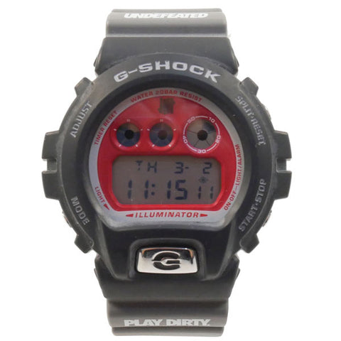 CASIO  UNDEFEATED G - SHOCK DW - 6900UD - 1JF watch
