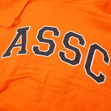 Anti Social Social Club 17 SS Ventura Orange Hoody