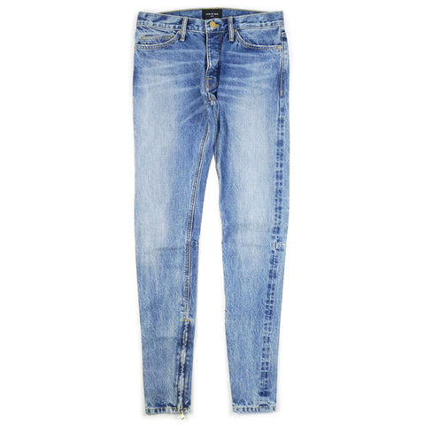 Fear of God Fifth Collection 5th The Vintage Wash Selvedge Denim Jean VINTAGE WASH