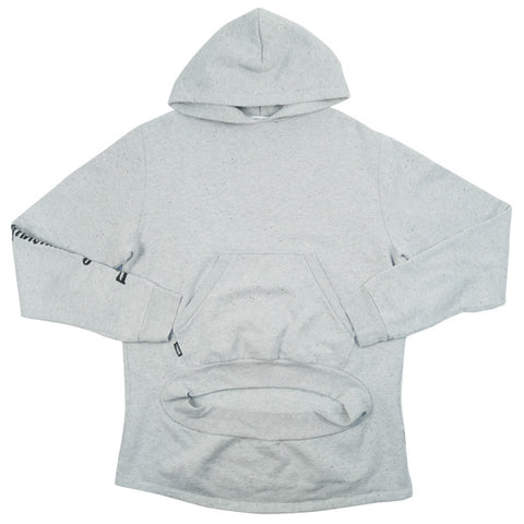 Gosha Rubchinskiy 16AW cut-out front hoodie