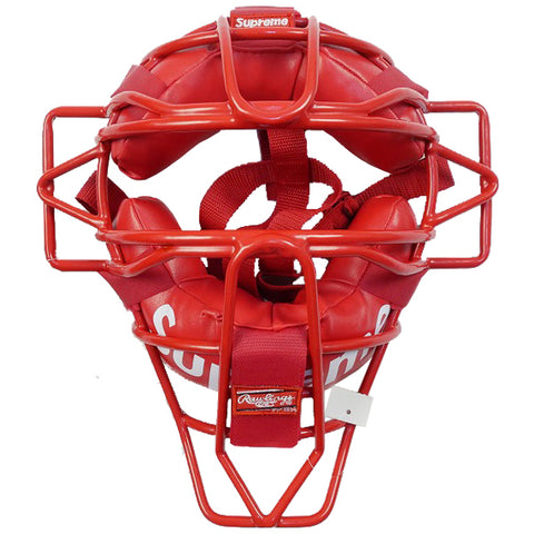 SUPREME  Rawlings 18 SS Catcher''s Mask